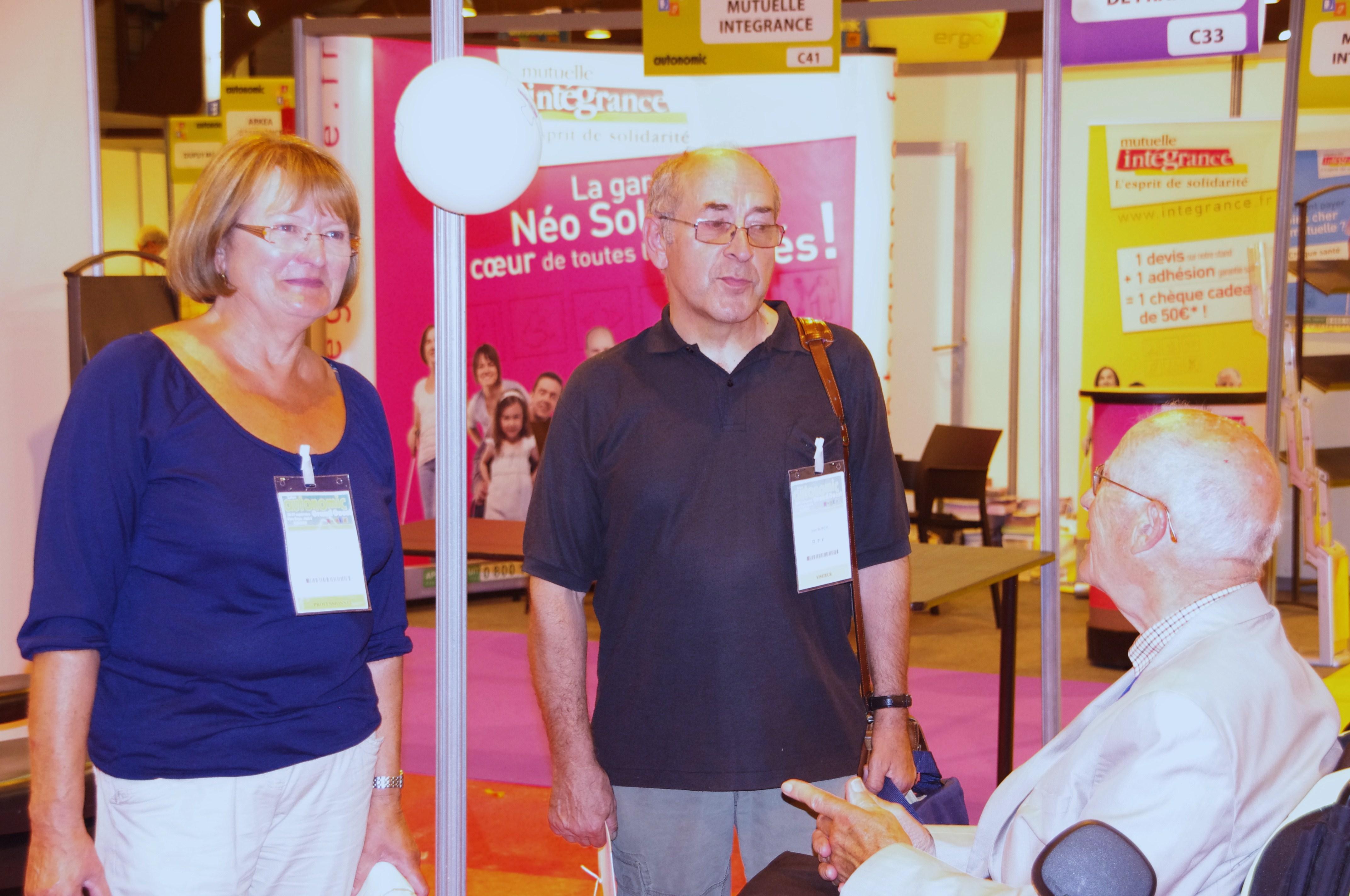 Groupe entraide polio ouest for Salon autonomic rennes