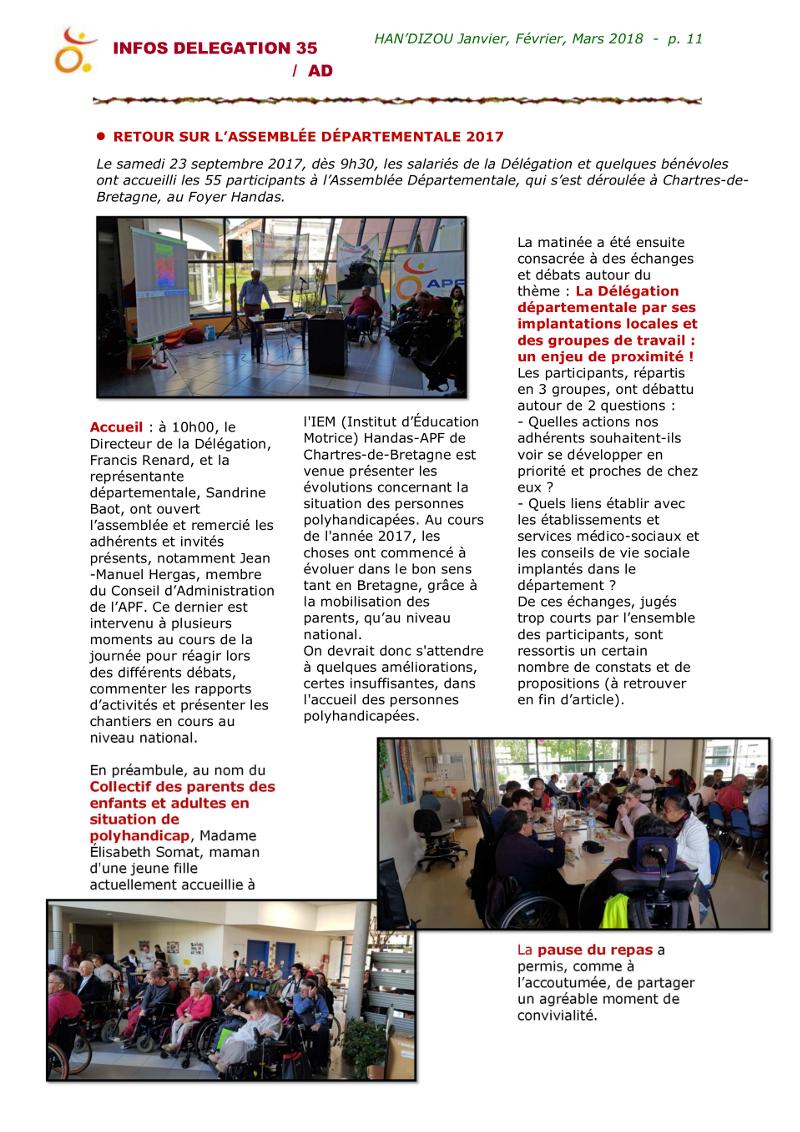pages 11 à 16